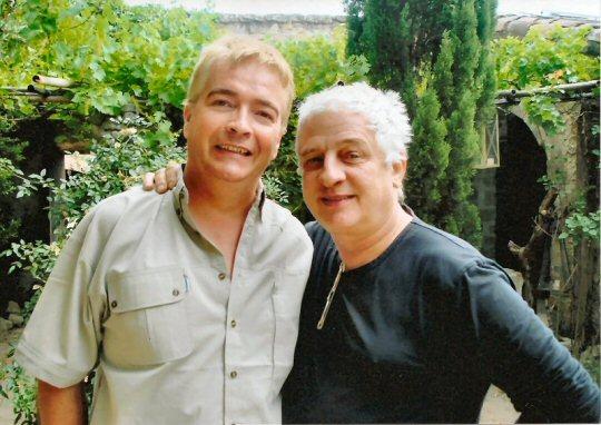 Barry Dunlop and Stuart Wilde