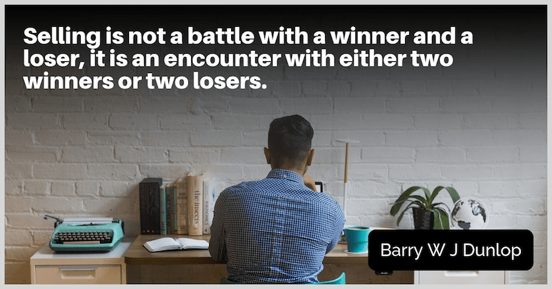 the best sales closers win win