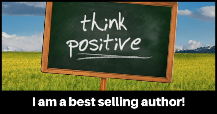 I am a best selling author!