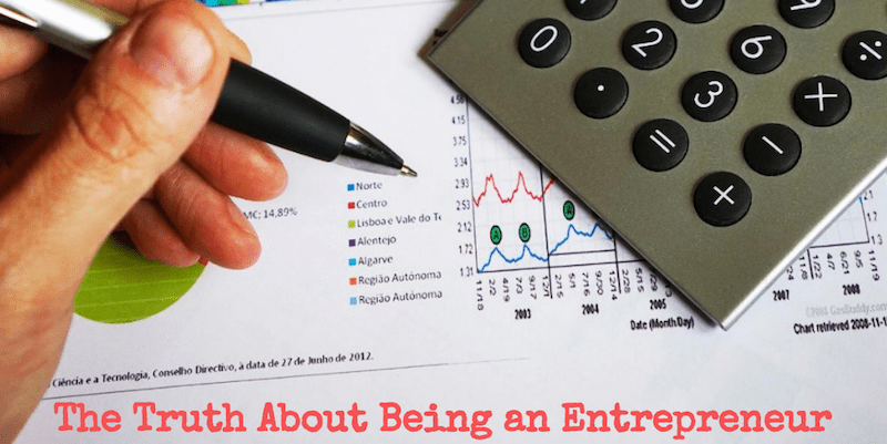 Being an Entrepreneur